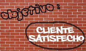 El objetivo primordial para nuestro blog es tener al cliente satisfecho
