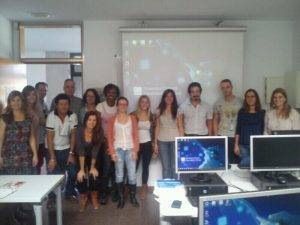 Curso Redes Sociales Pyme Up