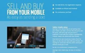 Aplicación de compra online