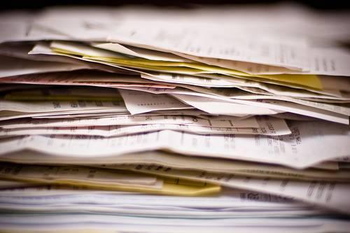 ¿Es posible eliminar el papeleo que se genera en una oficina?