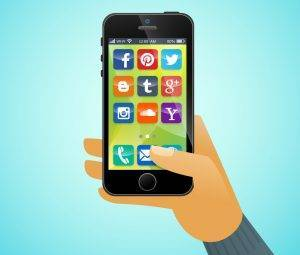 App redes sociales