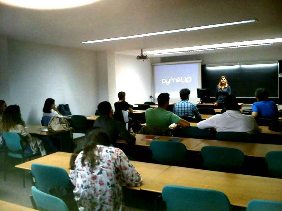 Comienza el Curso de Redes Sociales para empresas en Pyme Up