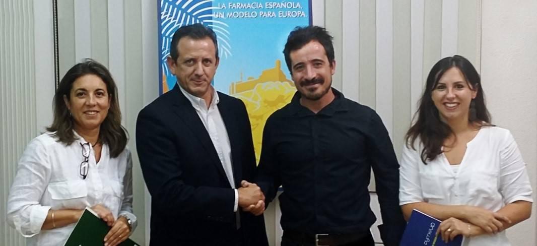 APEFA firma acuerdo de colaboración con Pyme Up