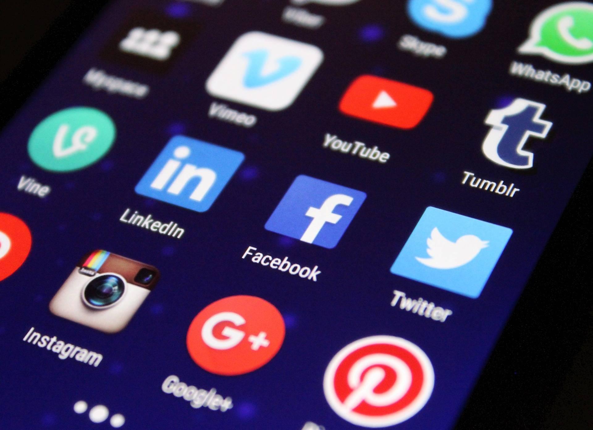 Las redes sociales más usadas en 2015