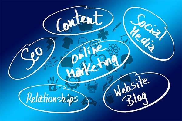 3 puntos fuertes del marketing online