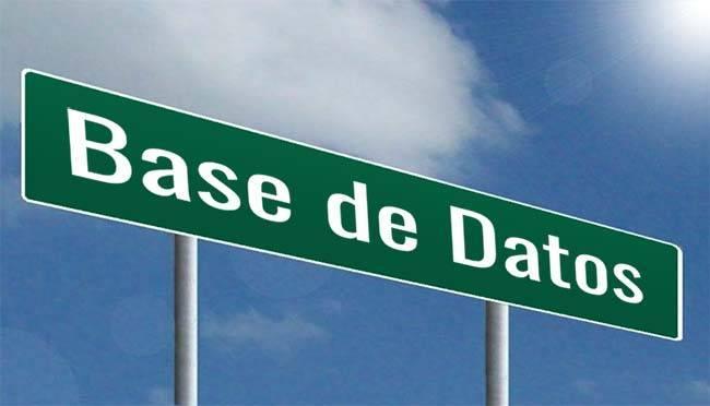 La base de datos en el comercio electrónico